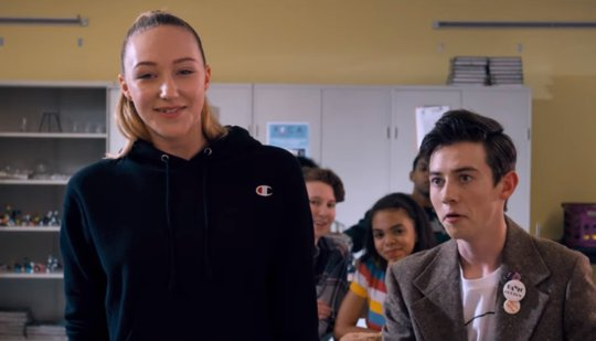 Netflix divides fans with trailer for new movie Tall Girl Picture: Netflix