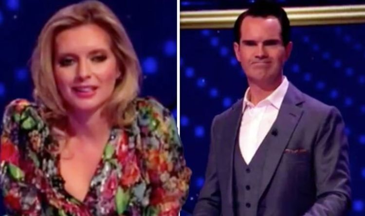 Rachel Riley What Do You Know Countdown Host Mocked By 5 Gold Rings Co Star Jimmy Carr Newsgroove Uk