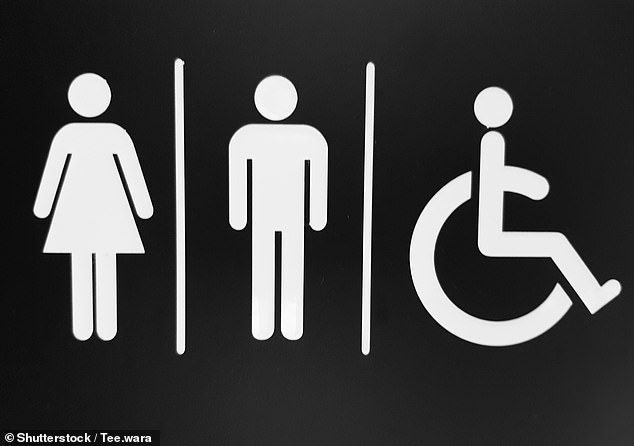 Up to 100,000 MS sufferers could face discrimination that prevents them from accessing disabled facilities, according to charity the MS Society (stock image)