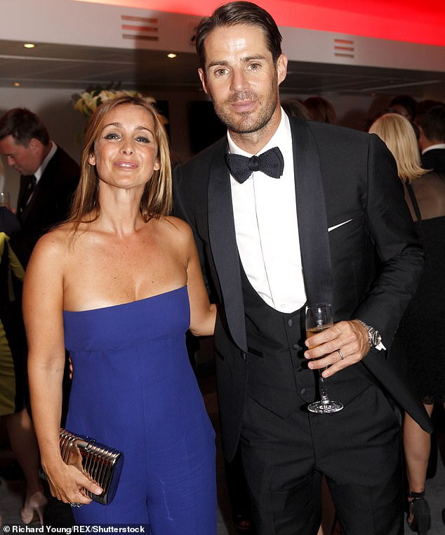 Divorce: She has stayed single since her divorce from her ex-husband Jamie Redknapp after splitting in 2017 (pictured together in 2013)