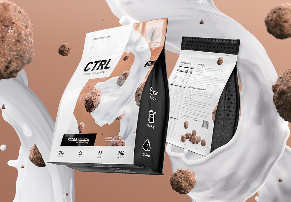 CTRL Cocoa Crunch