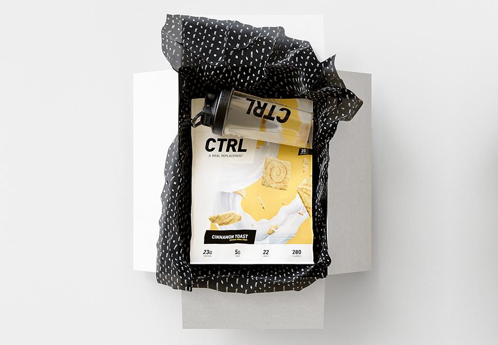 CTRL Packaging