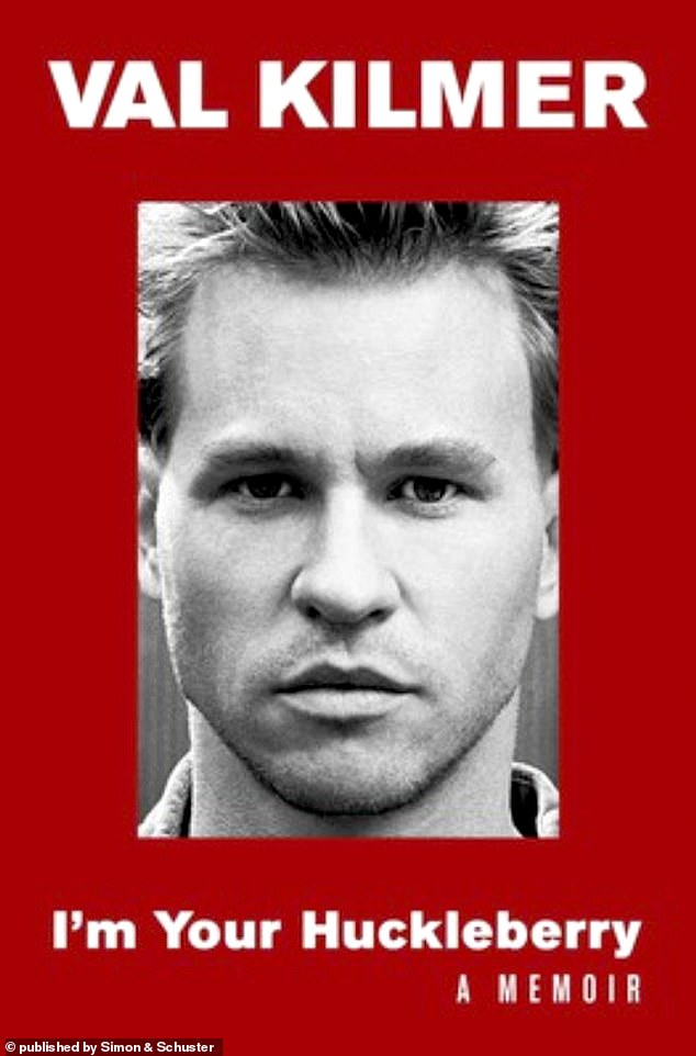 His story: Last week, Kilmer announced he will be releasing a memoir in April 2020. Published Simon & Schuster bills it 'asa deeply moving reflection on mortality and the mysteries of life'