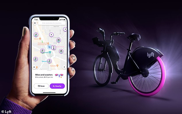 Lyft Pink subscribers will also get free limited access to Lyft's electric bike service