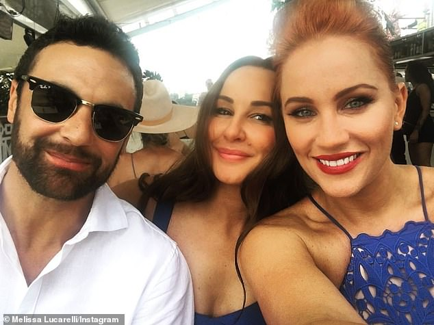 'I feel like a lot what Jules does can be calculating': Mel and Jules fell out this week when Jules axed Mel as a bridesmaid in her upcoming wedding to Cameron Merchant