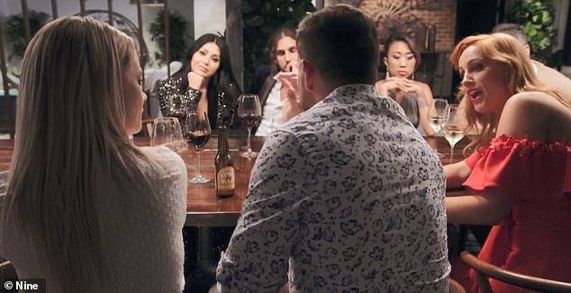 Drama! Jules was certainly judgmental of Jessika and the other twentysomething brides on MAFS, famously drawing a distinction between the 'women' on the show (i.e. herself, Melissa and Heidi Latcham) and the 'girls' (i.e. Jessika and Martha Kalifatidis)