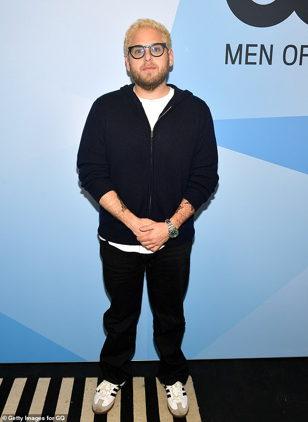 Former villain: That report also revealed that Jonah Hill was in early talks to play a villain role, rumored to be either The Penguin or The Riddler