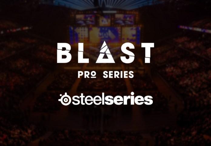 BLAST Pro Series Copenhagen SteelSeries