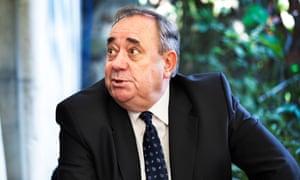 Alex Salmond made compromise work in Scotland.