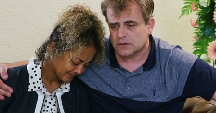Steve McDonald was shockingly revealed as Emma's biological father during the summer