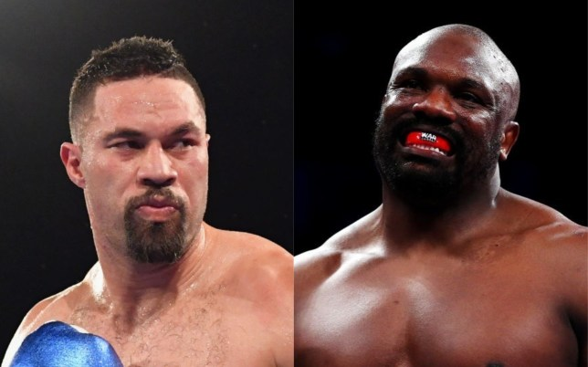 Joseph Parker was due to fight Dereck Chisora on October 26