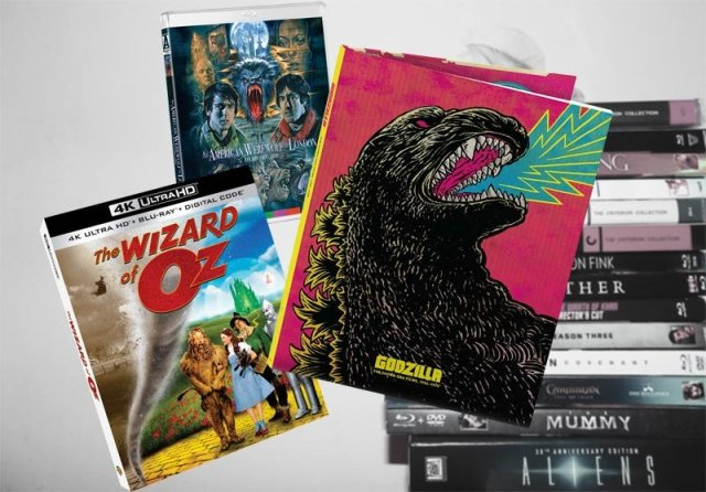 October 29 Blu-ray, Digital and DVD Releases