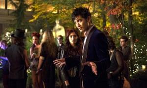 Gao in The Mortal Instruments: City of Bones, in 2013.