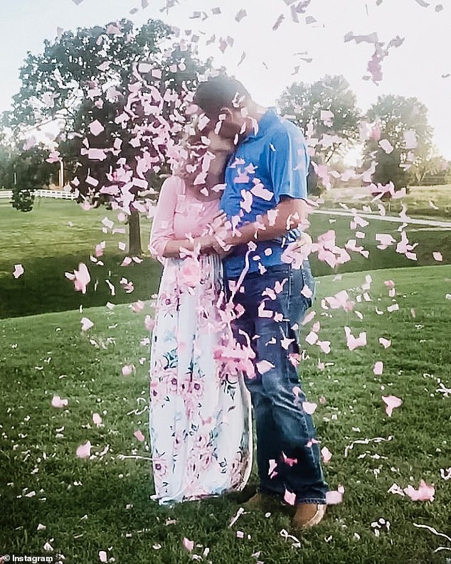 Bring on the pink! John David and Abbie announced in August that they are expecting a girl