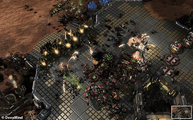 With each battle coming with thousands of possible moves at any given moment, the video game presents a challenge that surpasses traditional tests like chess or Go