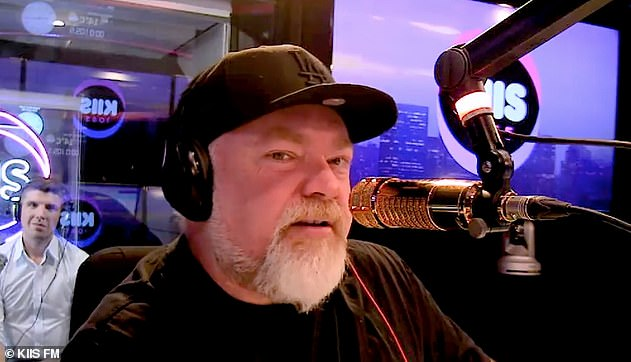 'I think that Tim has abandoned her': It comes after Kyle Sandilands said he was 'worried' about the couple's longevity after spending time filming Trial by Kyle with Anna earlier this year