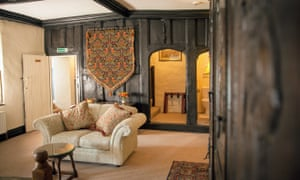 Manor House at Blackmore Farm, Somerset