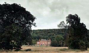 Credenhill Court rest home, near Hereford