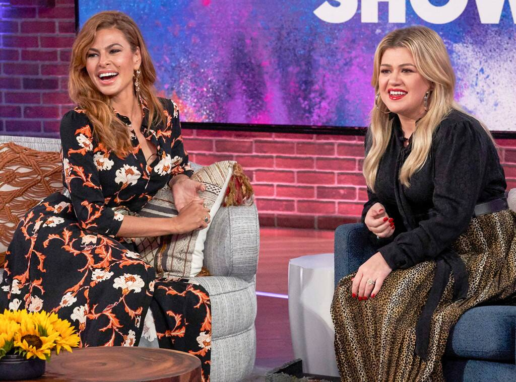 Eva Mendes, The Kelly Clarkson Show 2019