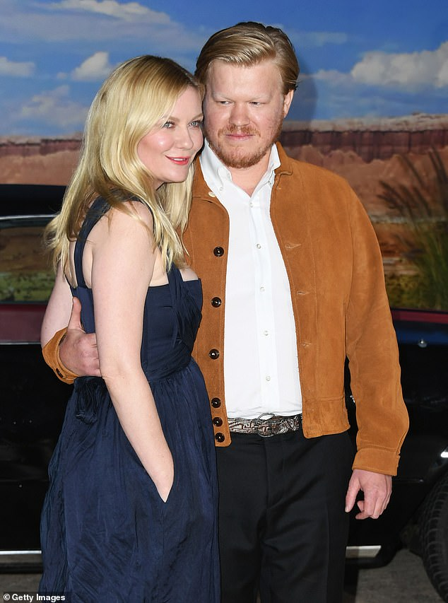 Their story:Kirsten and Jesse met while filming Season 2 of the hit FX anthology series Fargo, and started dating. They announced their engagement in 2018, and Kirsten gave birth to their first child, Ennis, in May 2018