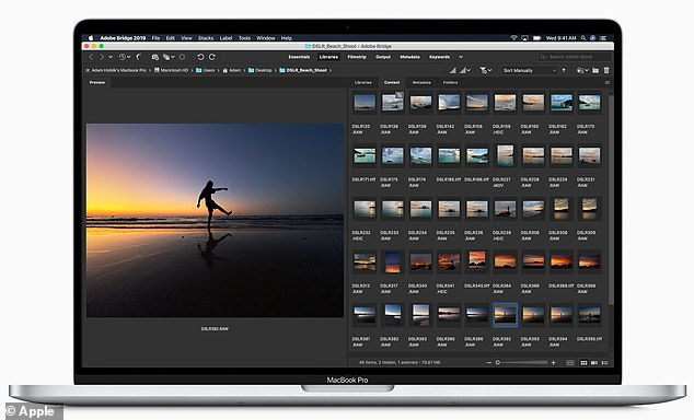 Starting at $2,399, the 16-inch MacBook Pro is available today through apple.com and the Apple Store app