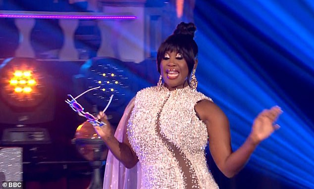 Back soon: Strictly Come Dancing: The Results air on Sunday 17th November at 7:15pm on BBC One
