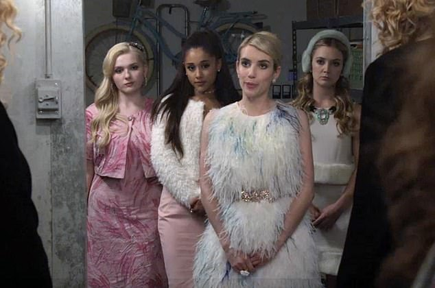 Coming back?Scream Queen creator Ryan Murphy gave a few hints that has the internet speculating if the hit television show is coming back for a season three