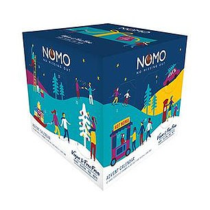 NOMO: The chocolate here is free from dairy