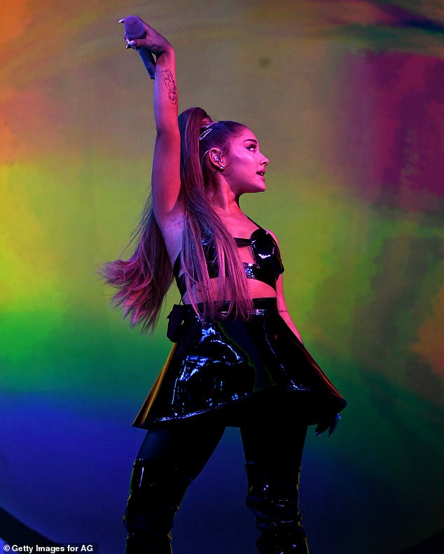 Fourth place: Ariana Grande's nominations count briefly leaped from six to eleven, leading many fans to speculate she would receive five nominations this year