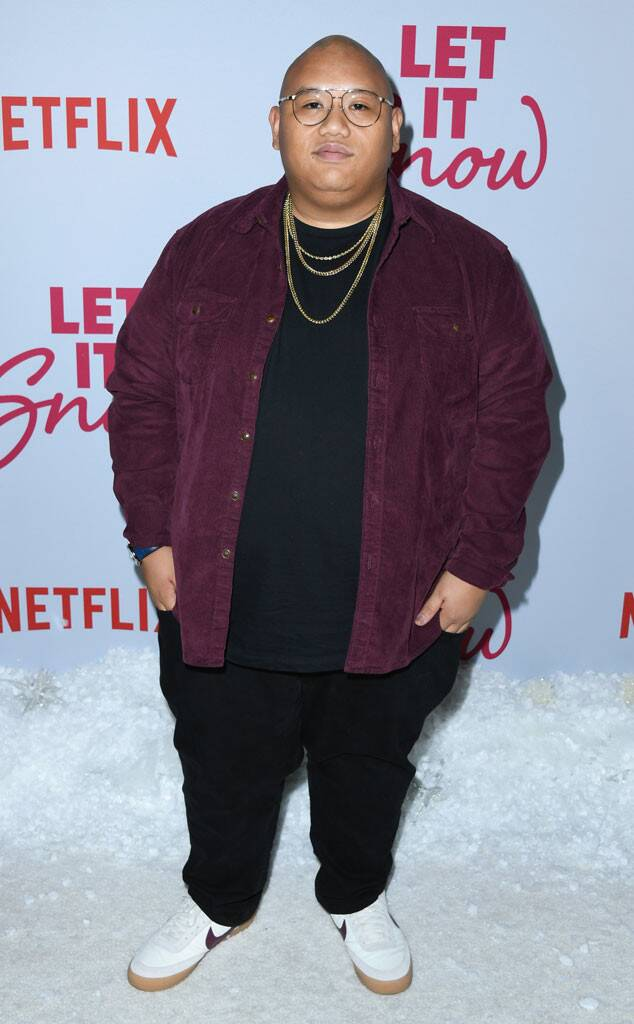 Jacob Batalon, Let It Snow Premiere
