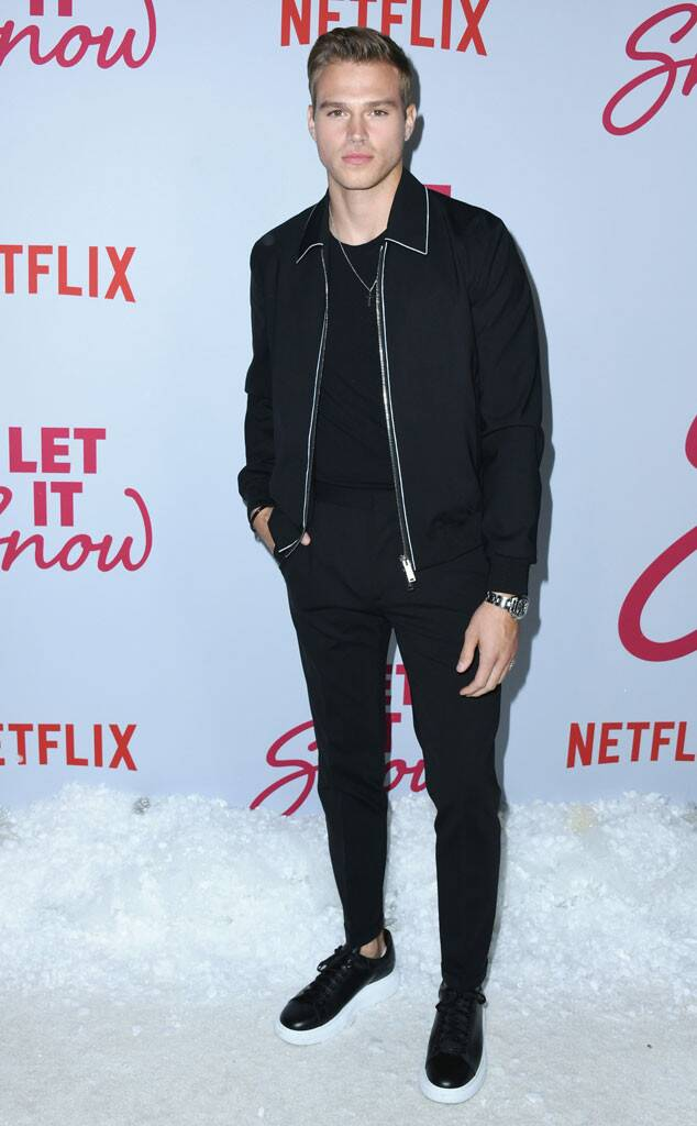 Matthew Noszka , Let It Snow Premiere