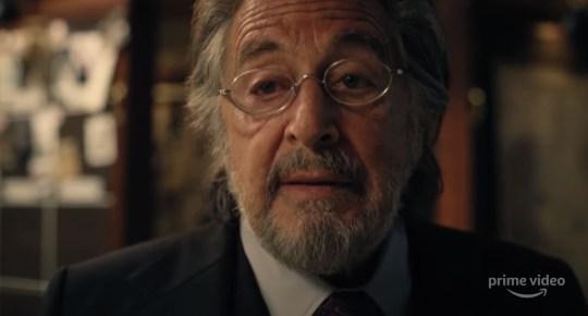 Amazon Prime Video - Hunters - Al Pacino - Logan Lerman