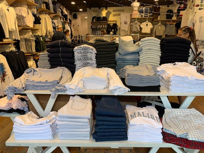 "Brand Profile on Brandy Melville: The Casual Clothing Line known for ""One Size Fits All"" clothes"