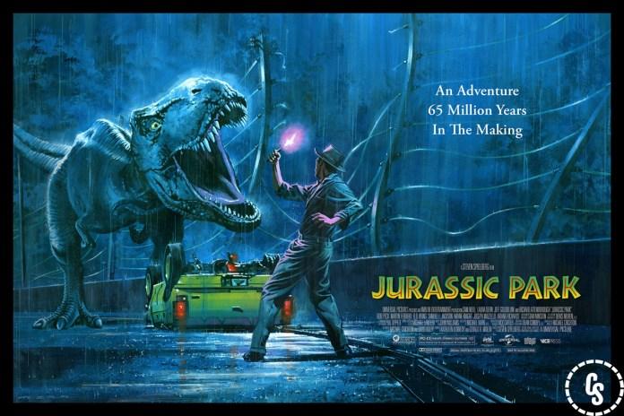 Paul Mann, Jurassic Park