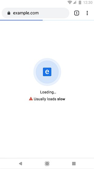 Google is considering rolling out badges on its Chrome browser that convey if a site will load slow or fast.A green progress bar would indicate a fast site while a slow one indicates the site is loading slowly