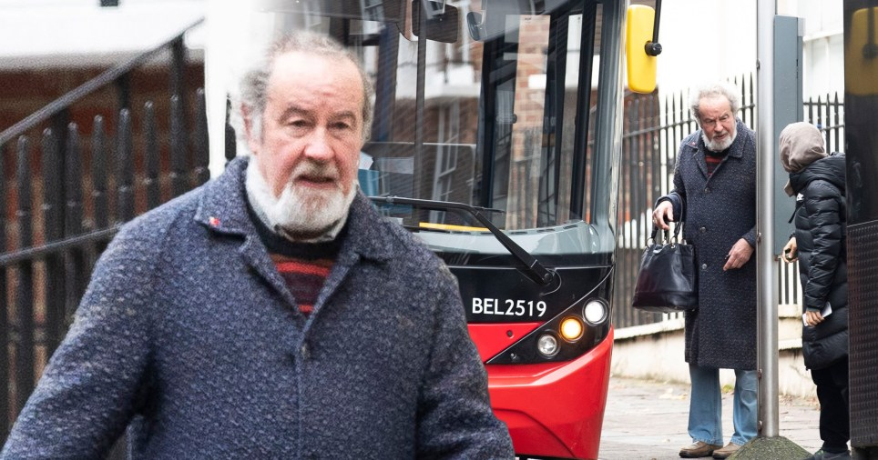 Ridley Scott catches the bus