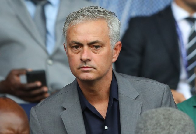 Jose Mourinho is the frontrunner to succeed Mauricio Pochettino at Tottenham