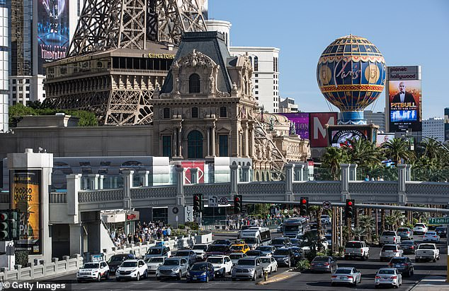 Las Vegas announced a new plan to manage the city's brutal gridlock with a network of AI-connected cameras and sensors installed at intersections throughout the city