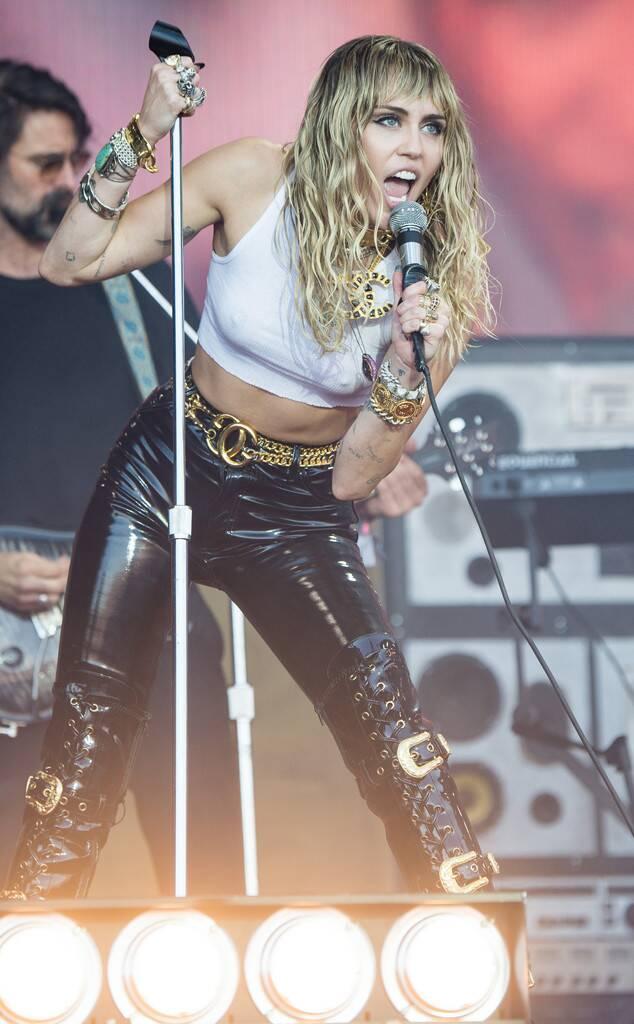 Miley Cyrus, Glastonbury Festival 2019