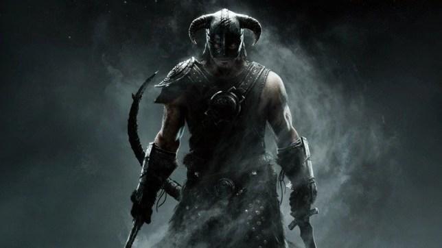 The Elder Scrolls V: Skyrim artwork