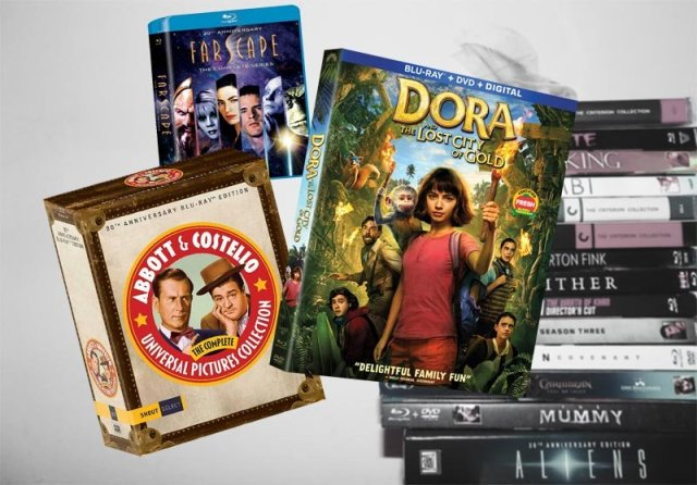 November 19 Blu-ray, Digital and DVD Releases