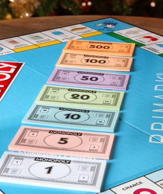 Primark Monopoly
