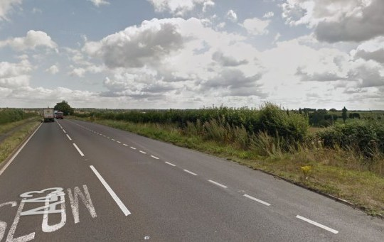 The sex toys were stolen from a lorry in a layby near Kettering (Picture: Google Street View)