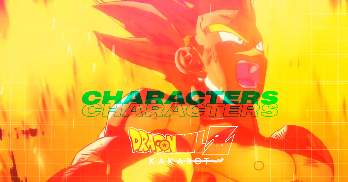 Best Dragon Ball Games On Roblox 2020 Dragon Ball Z Kakarot All Characters Ps4 Character List Much More Newsgroove Uk