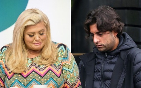Gemma Collins is 'worried sick' about James Argent being rushed to hospital