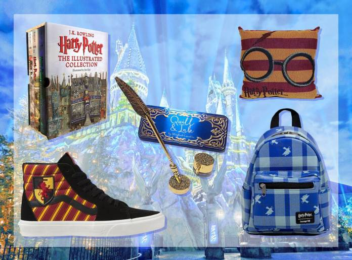 E-Comm: Gifts for the Harry Potter Fan