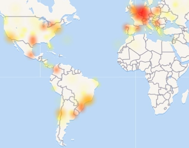 Users across the globe are reporting issues with their Instagram News Feed. Complaints about the app surfaced Wednesday afternoon with Europe and the US being affected the most