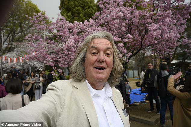 'I don't miss the other two!': James May admitted it was 'fantastic' not working with Jeremy Clarkson and Richard Hammond on show Our Man In Japan, he told MailOnline