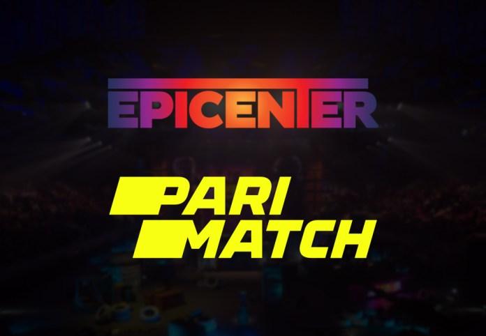 EPICENTER CSGO Parimatch
