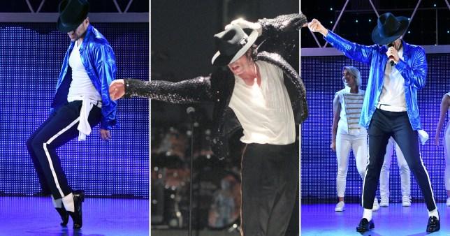 Peter Andre Michael Jackson